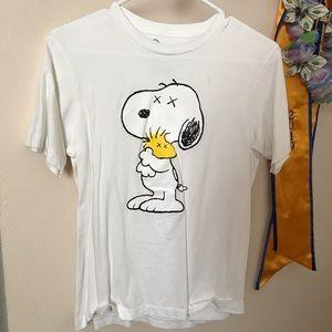 Uniqlo x KAWS x Snoopy T-shirt
